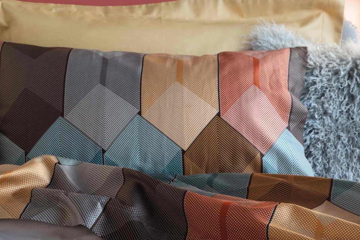 lenzuola raso di cotone