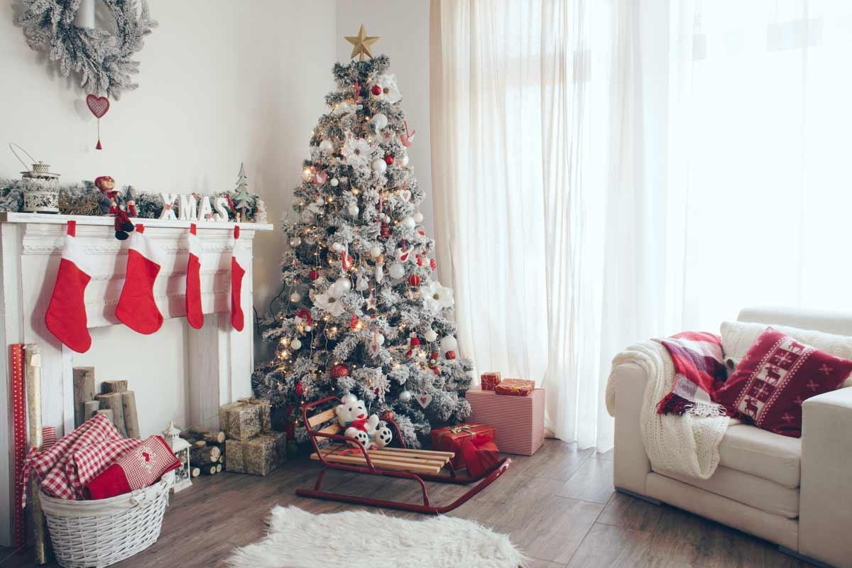 Addobbi Natalizi X La Casa.Come Arredare Casa Per Natale Addobbi E Decorazioni Carillo Home