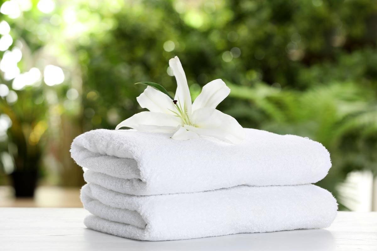 cambio asciugamani