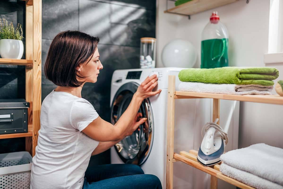 Simboli per il lavaggio in lavatrice