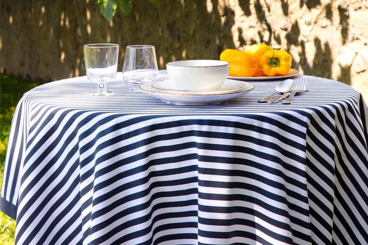 addobbare tavola estiva