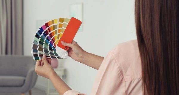 abbinare colori arredamento